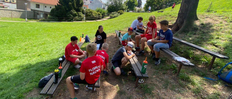Tři turnusy Letního sportovního příměstského tábora si všichni užili