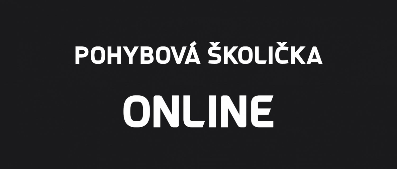 Pohybová školička online